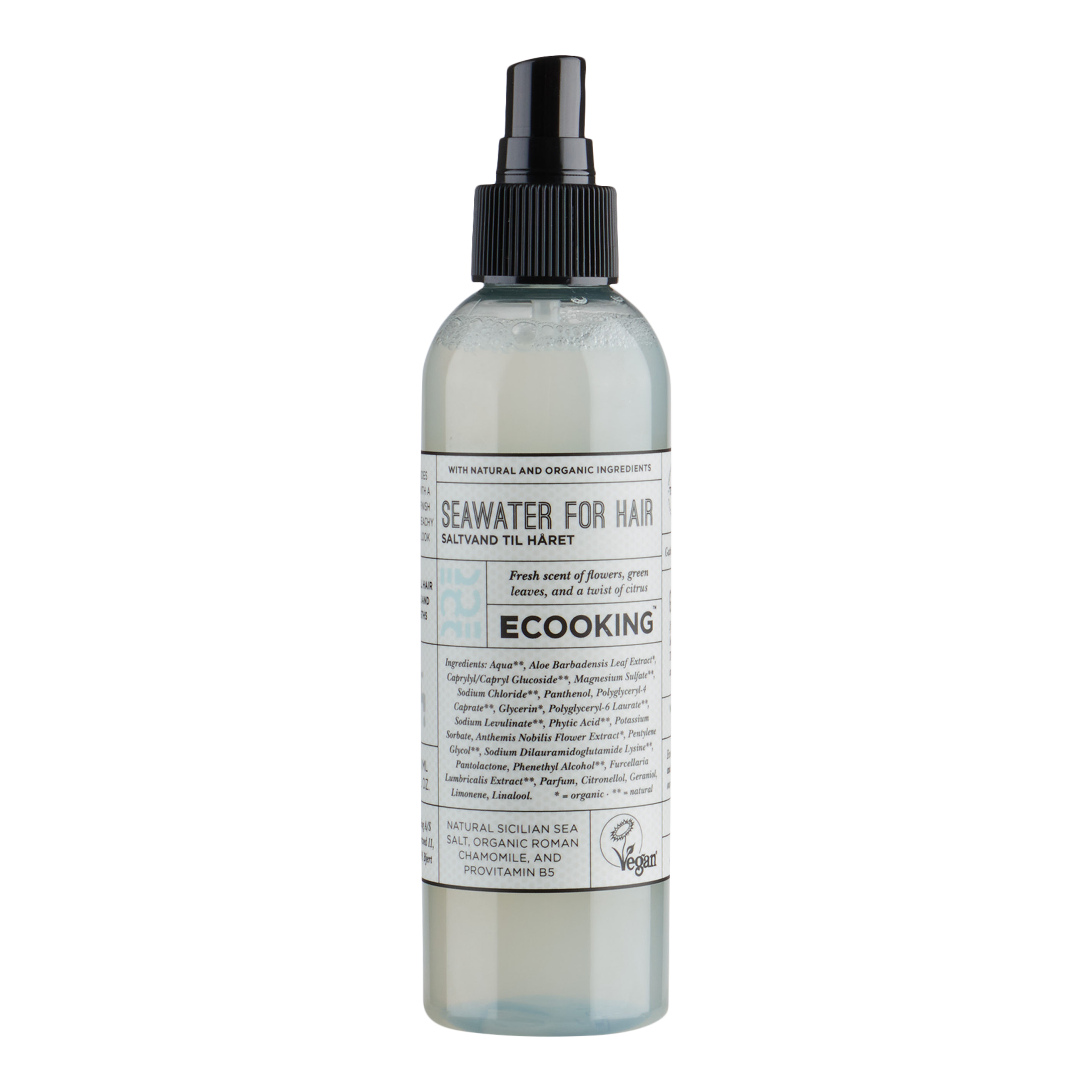 Ecooking - Seatwater for Hair 200 ml