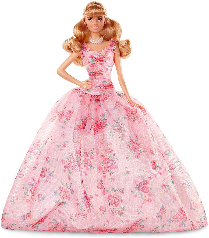 Barbie - Birthday Wishes Doll (FXC76)