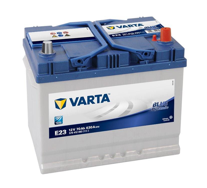 Batteri E23 Blue Dynamic