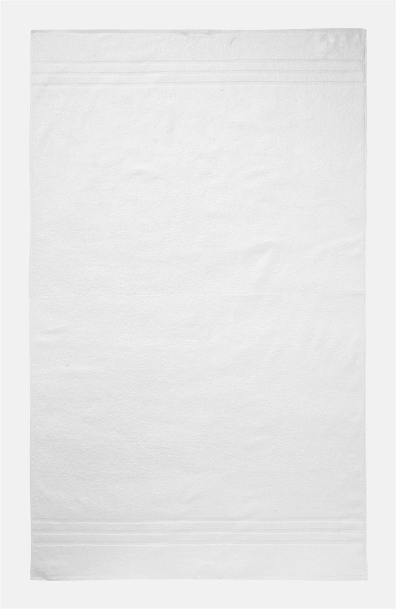 Yksivärinen froteepyyhe 90x150 cm Basic