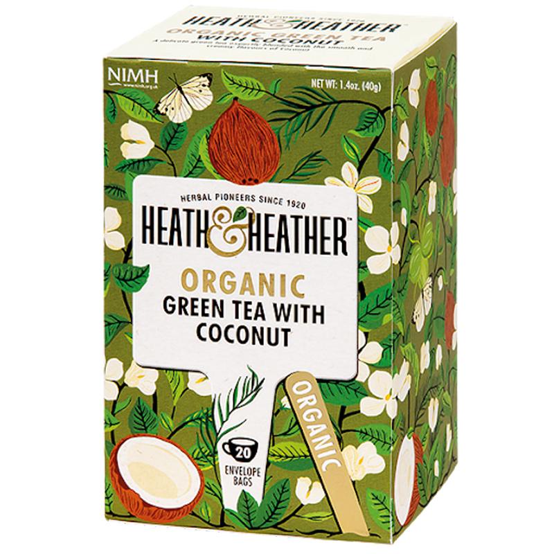 Eko Grönt Te Kokos - 31% rabatt