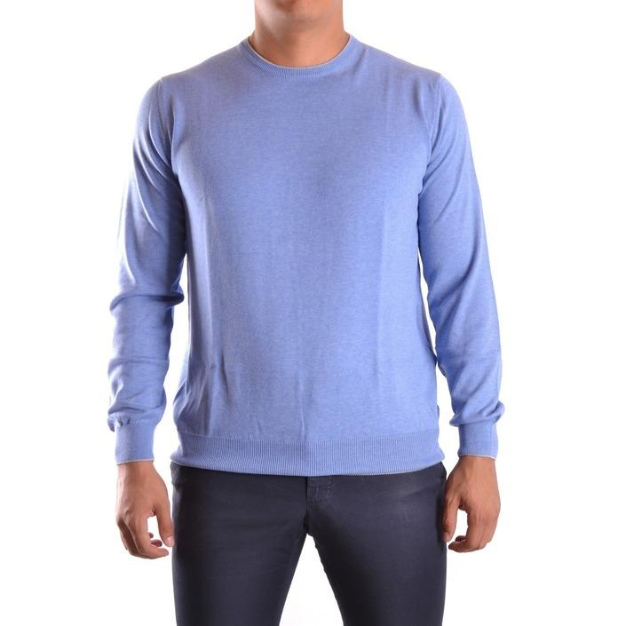 Altea Men's Sweater Blue 160724 - blue XXL