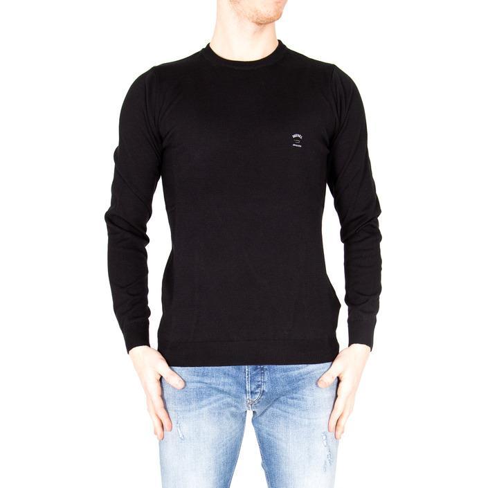 Diesel Men's Sweater Black 164879 - black XL