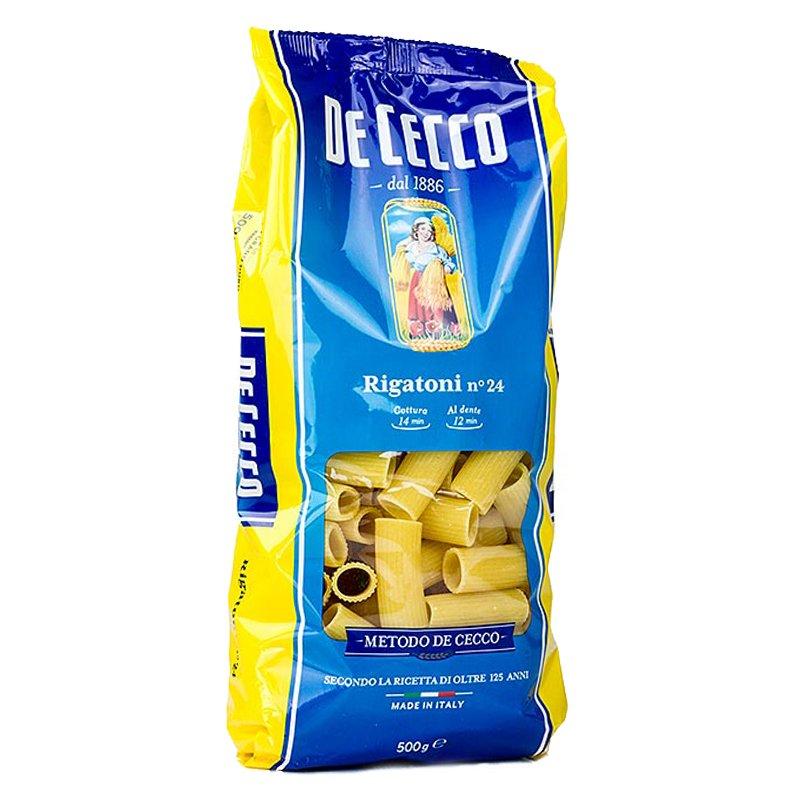 Pasta Rigatoni 500g - 50% rabatt