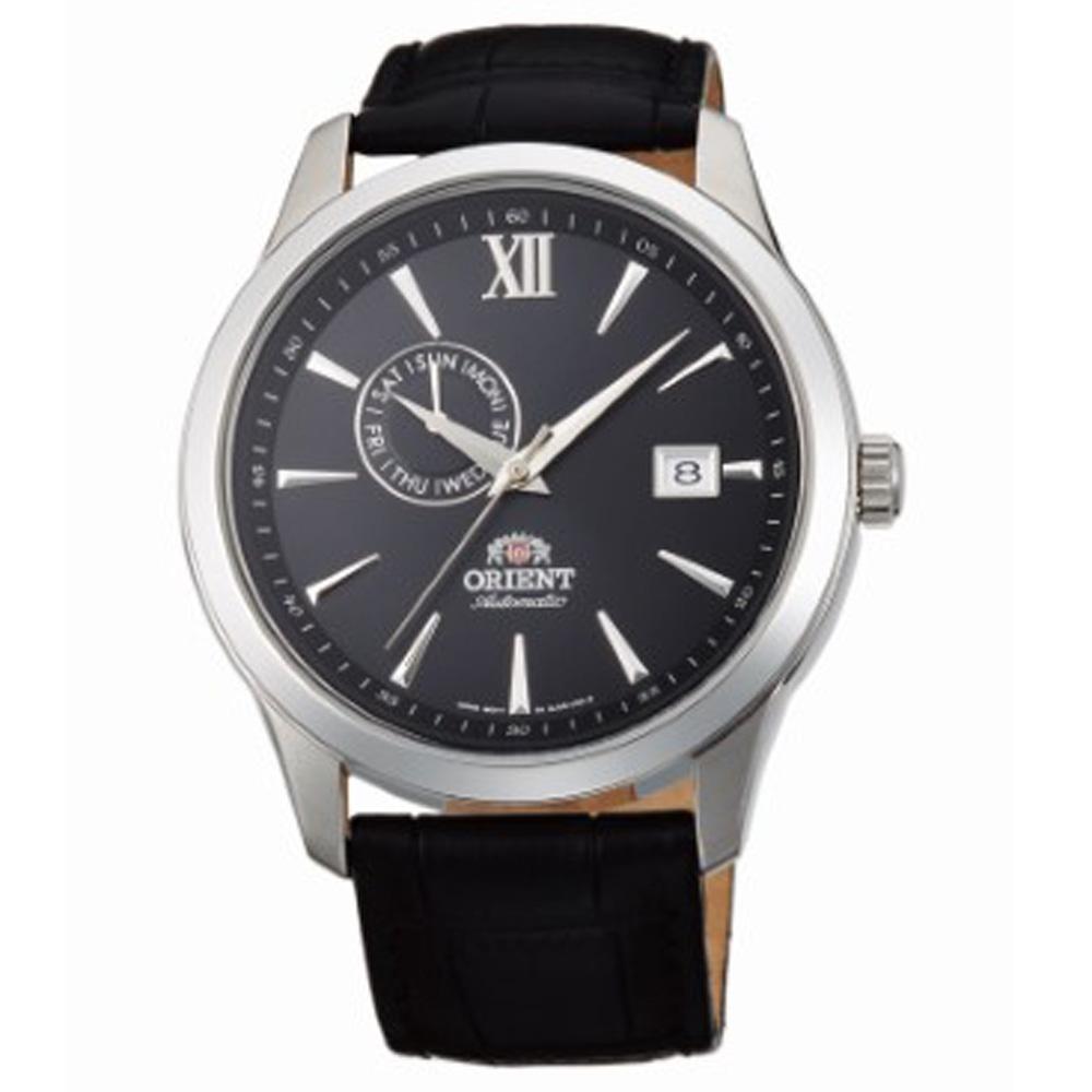 Orient Men's Watch Silver FAL00005B0