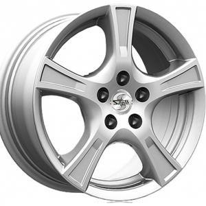 Spath SP01 Silver 5.5x14 5/112 ET30 B66.6