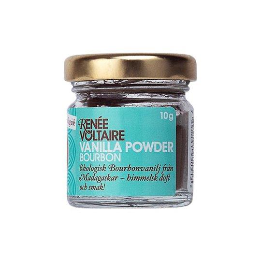 Renee Voltaire Ekologisk Bourbonvanilj Mald, 10 g