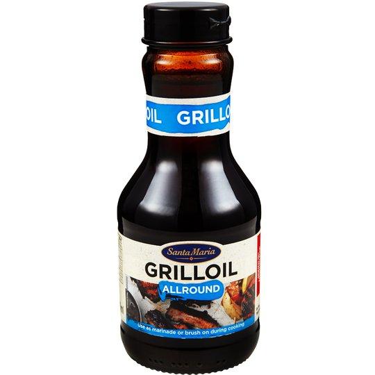 Grillolja Allround - 35% rabatt