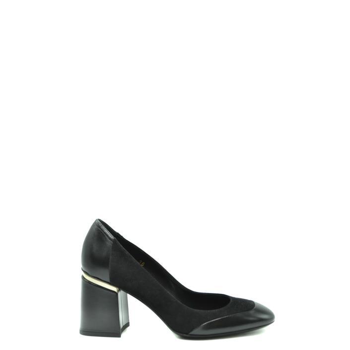 Tod`s Women's Pumps Shoe Black 179324 - black 35.5