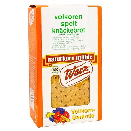 Knäckebröd Dinkel - 50% rabatt