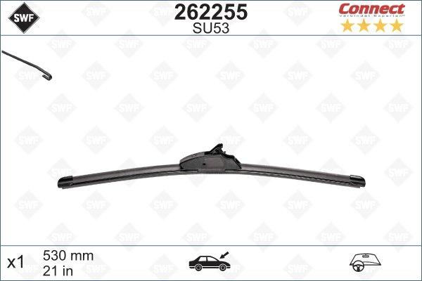 Flatblade SU53 530