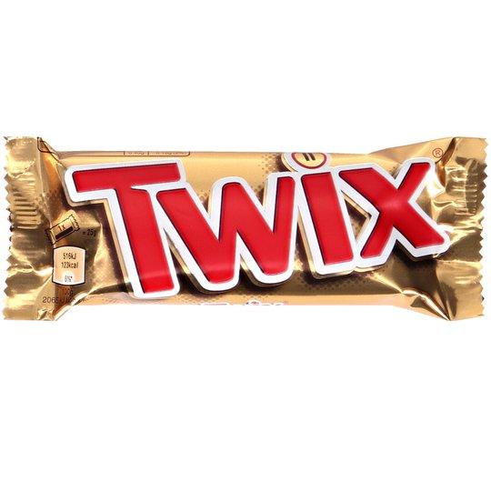 Twix - 21% rabatt