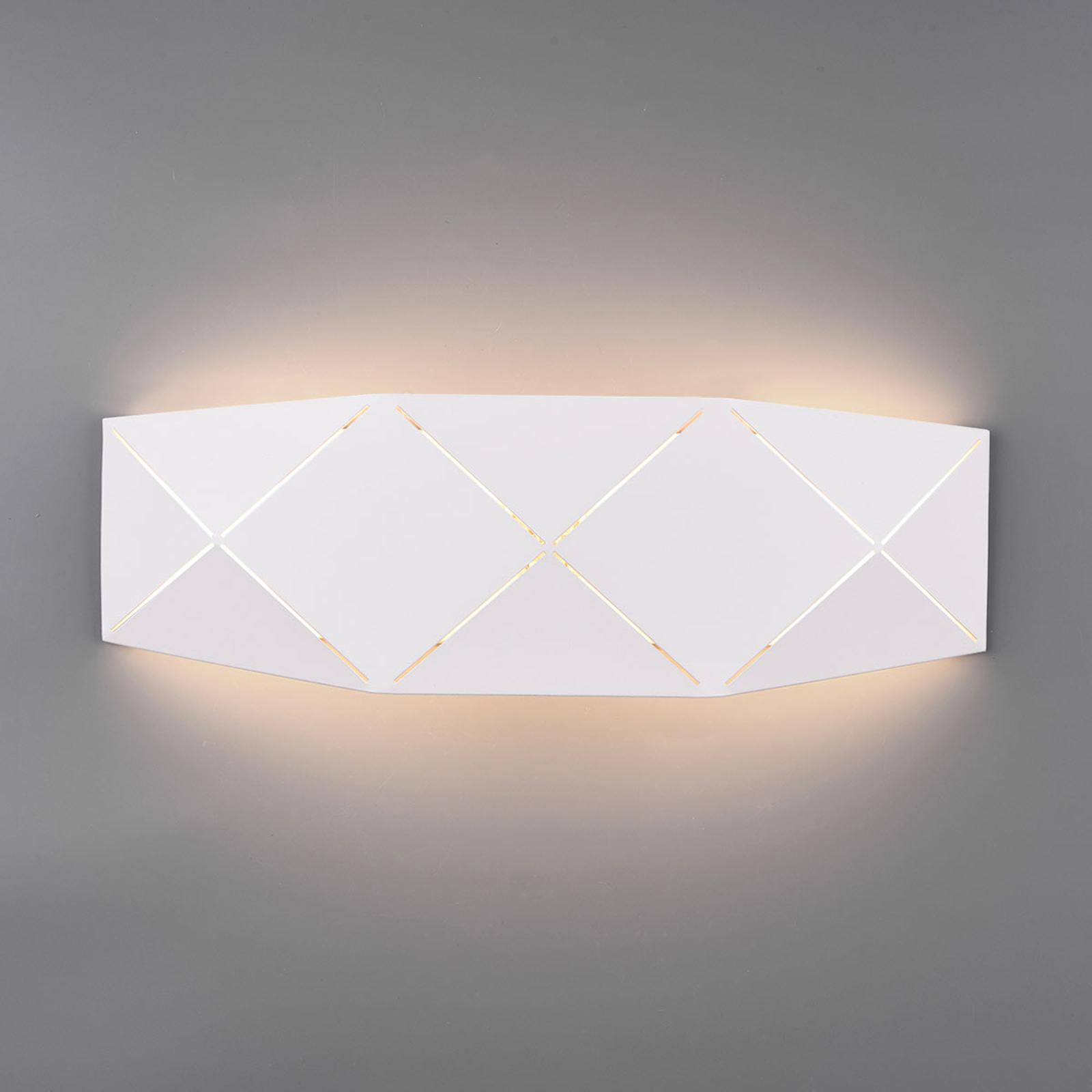 LED-seinävalaisin Zandor leveys 40 cm