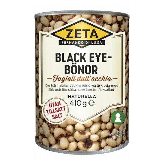 Black Eye-bönor 410g - 7% rabatt