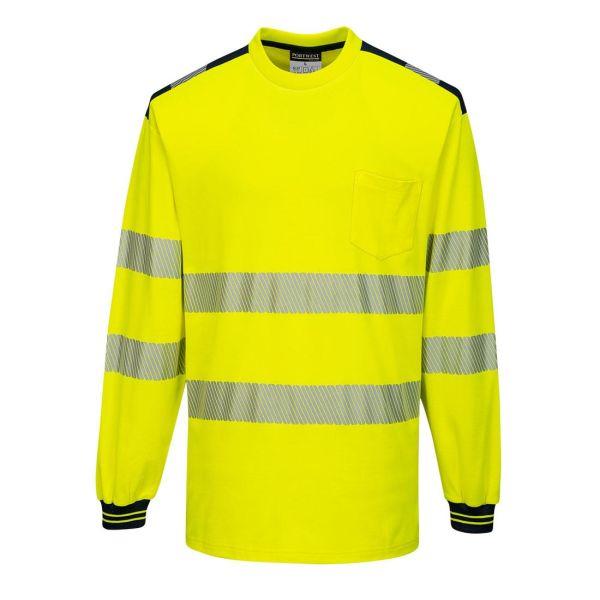 Portwest PW3 Tröja Hi-Vis gul L