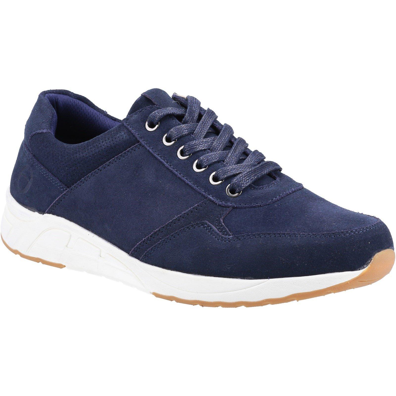 Cotswold Men's Hankerton Lace Up Shoe Various Colours 31925 - Navy 6