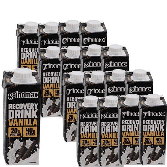 Proteindryck Recovery Vanilla 16-pack - 40% rabatt