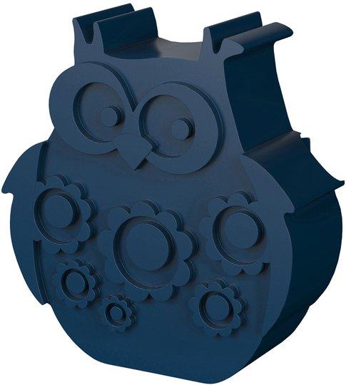 Blafre Matboks Ugle 2 Rom, Mørkeblå