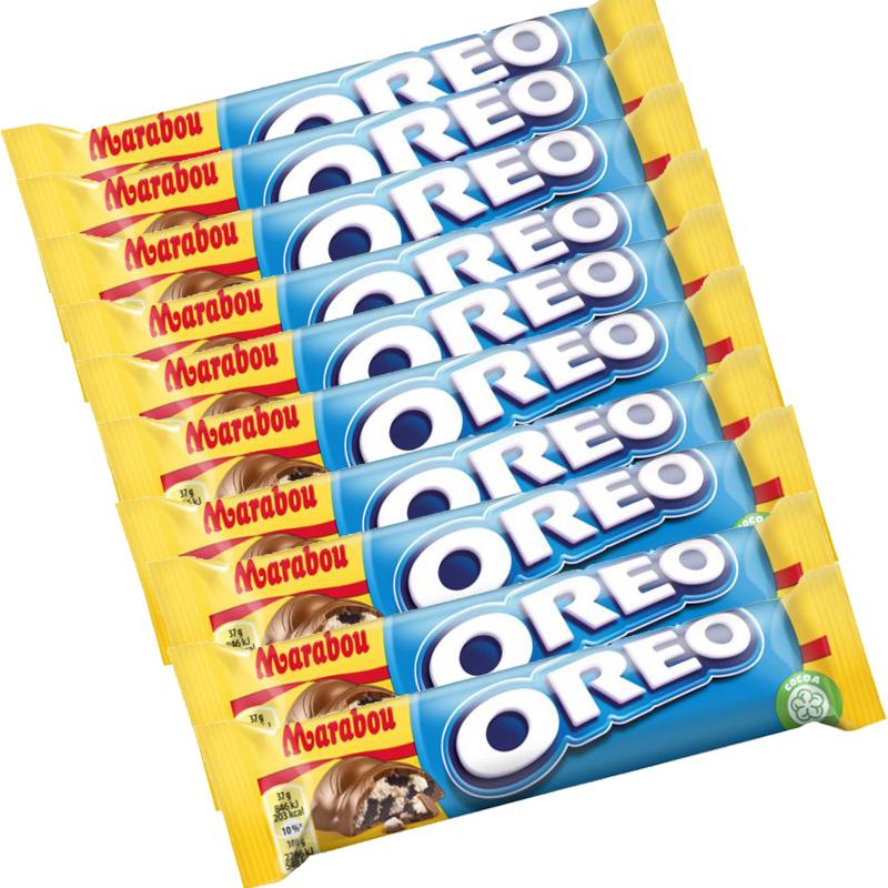 OREO Suklaapaketti 10kpl - 85% alennus