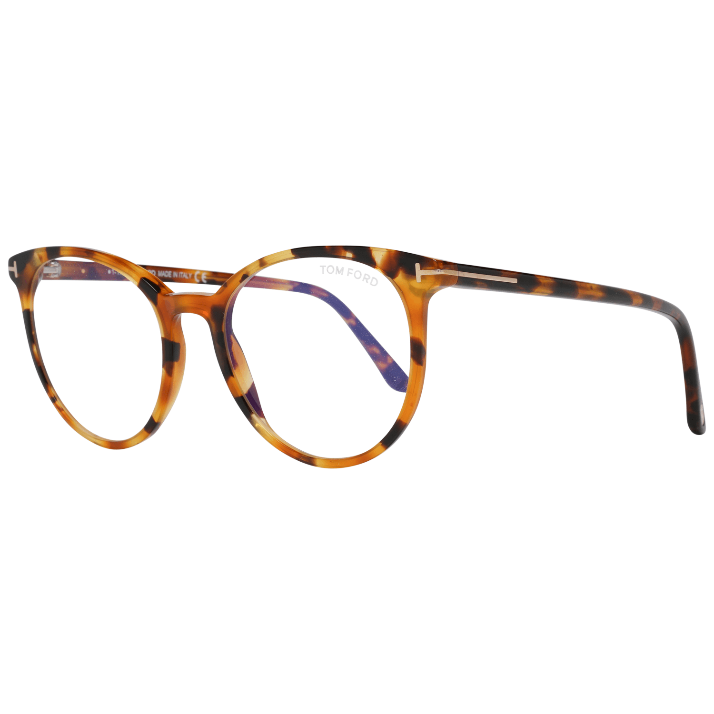 Tom Ford Women's Optical Frames Eyewear Brown FT5575-B 51056