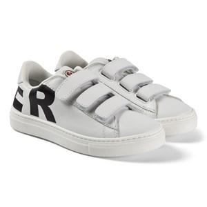 Moncler Martin Sneakers Vita 28 (UK 10)