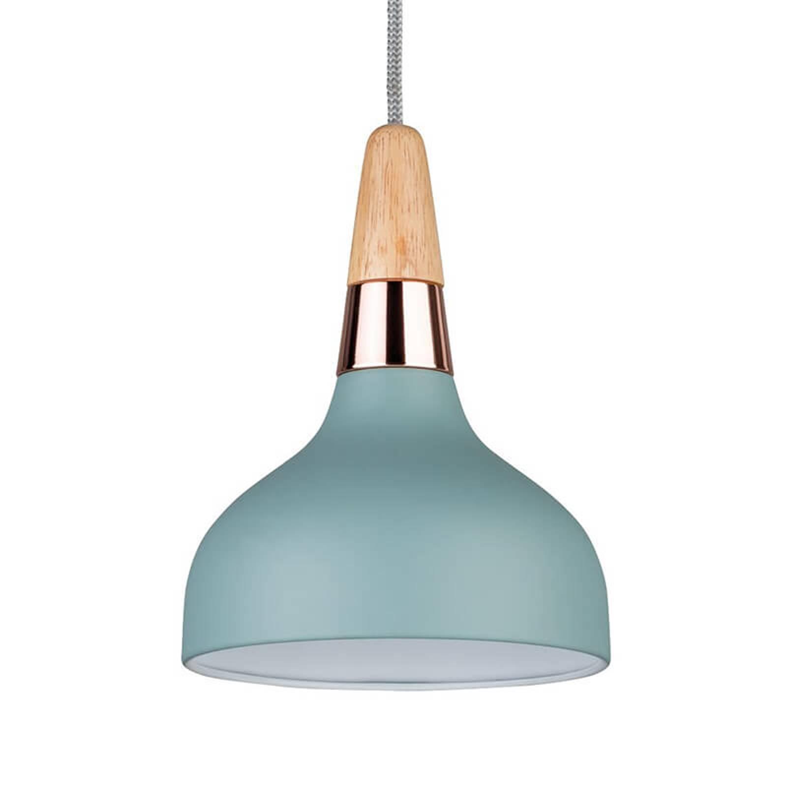 Paulmann Juna -riippuvalo, 1-lamppuinen, Ø 16 cm