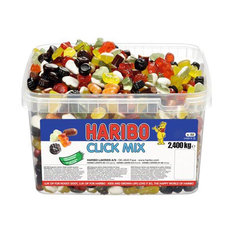 "Karkkilaatikko ""Click Mix"" 2,4kg - 20% alennus"