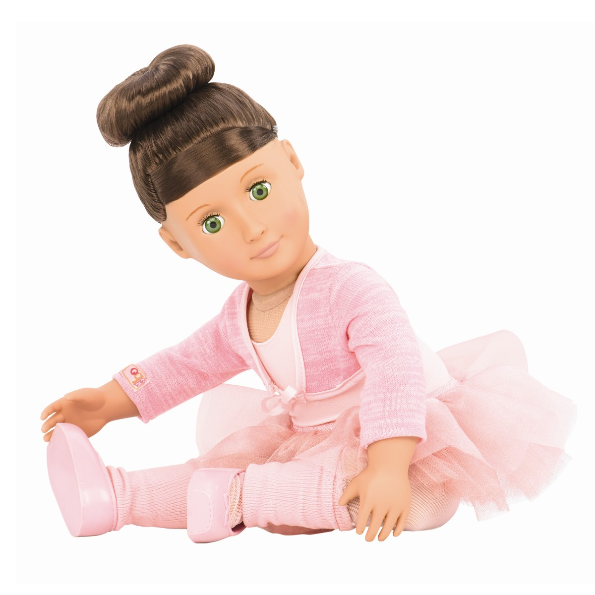 Our Generation - Sydney Lee Balletdoll w. Extra Clothes (731099)