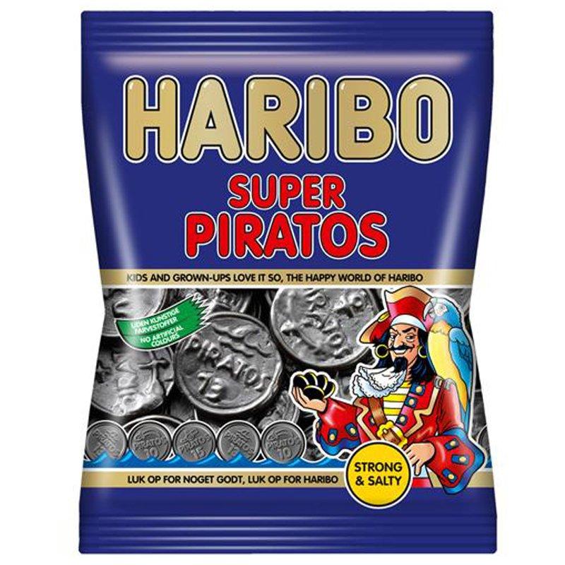 Karkkipussi Super Piratos - 23% alennus