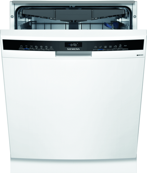 Siemens Sn43ew17cs Underbygg. Diskmaskin - Vit