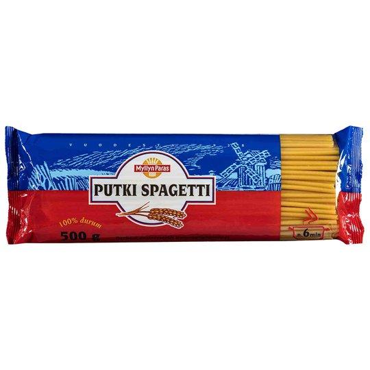 Putki Spagetti - 20% alennus