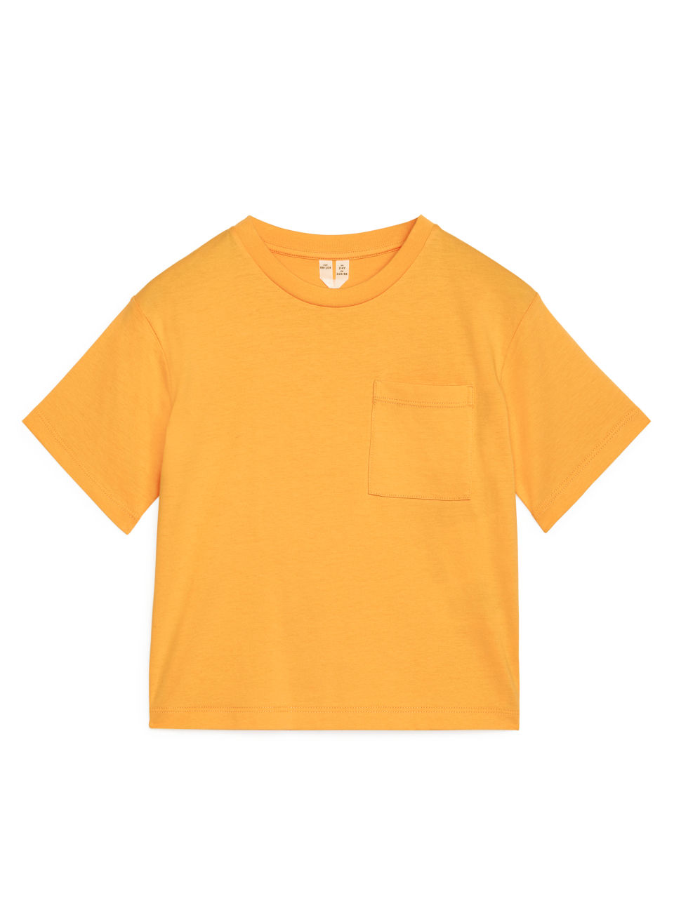 Loose Fit T-Shirt - Yellow