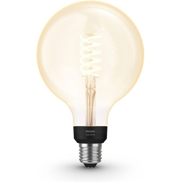 Philips Hue White LED-valo 7W, G125, E27