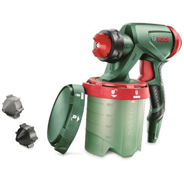Bosch DIY 1600A008W8 Ruiskupistooli Laitteelle PFS 3000/5000 FIN