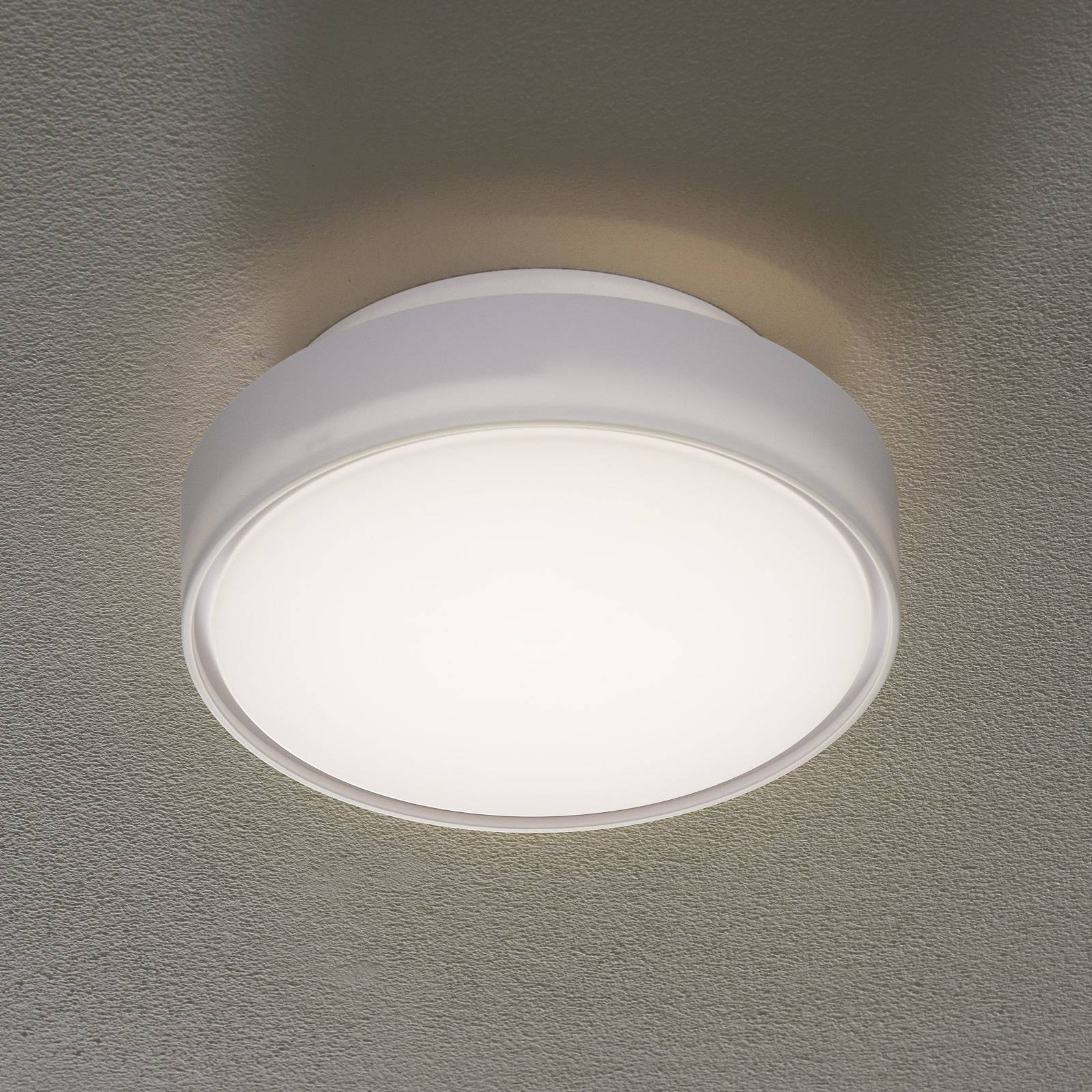 Hatton-LED-kattovalaisin IP65, 25 cm
