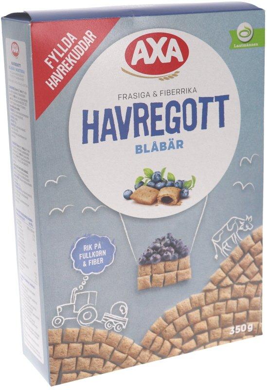 Havregott Blåbär - 10% rabatt