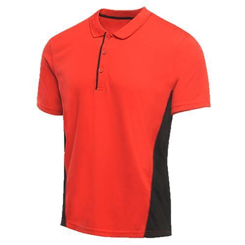 Regatta Men's Salt Lake Polo Shirt Various Colours L_TRS160 - Classic Red S