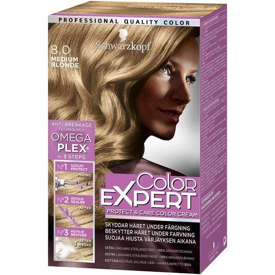 Color Expert 8.0 Medium Blonde - 61% rabatt