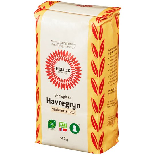 Havregryn 550g - 48% rabatt