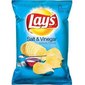 Lays Salt & Vinegar 175g