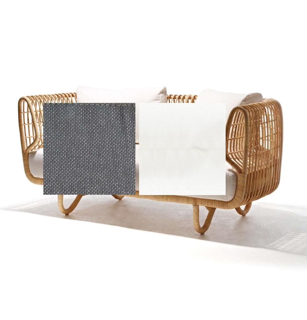 Dynset till NEST 2-pers soffa, Cane-line