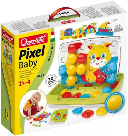 Quercetti Pixel Baby Aktivitetsleke