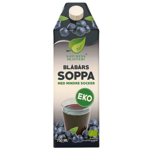 Eko Blåbärssoppa 750ml - 40% rabatt