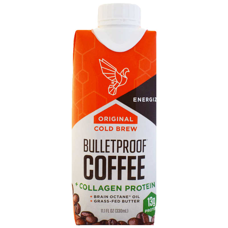 "Kaffedryck ""Original Collagen Protein"" 330ml - 62% rabatt"