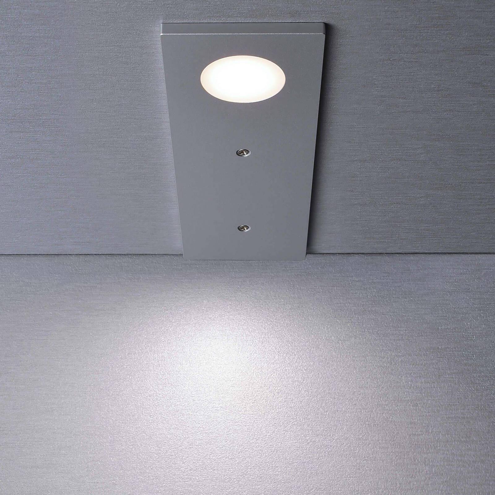 LED-kalustevalaisin Fine II, 3 kpl, himmennettävä