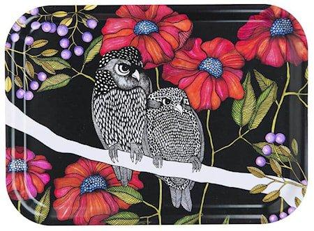 Nadja Wedin Design Brett 38 cm Arga ugler
