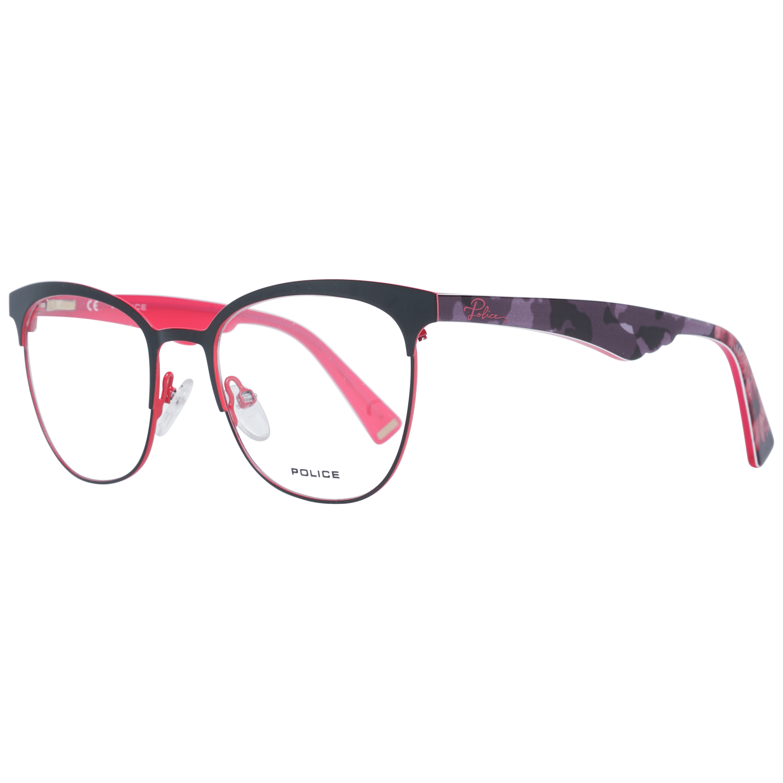 Police Women's Optical Frames Eyewear Black PL417 510SA1