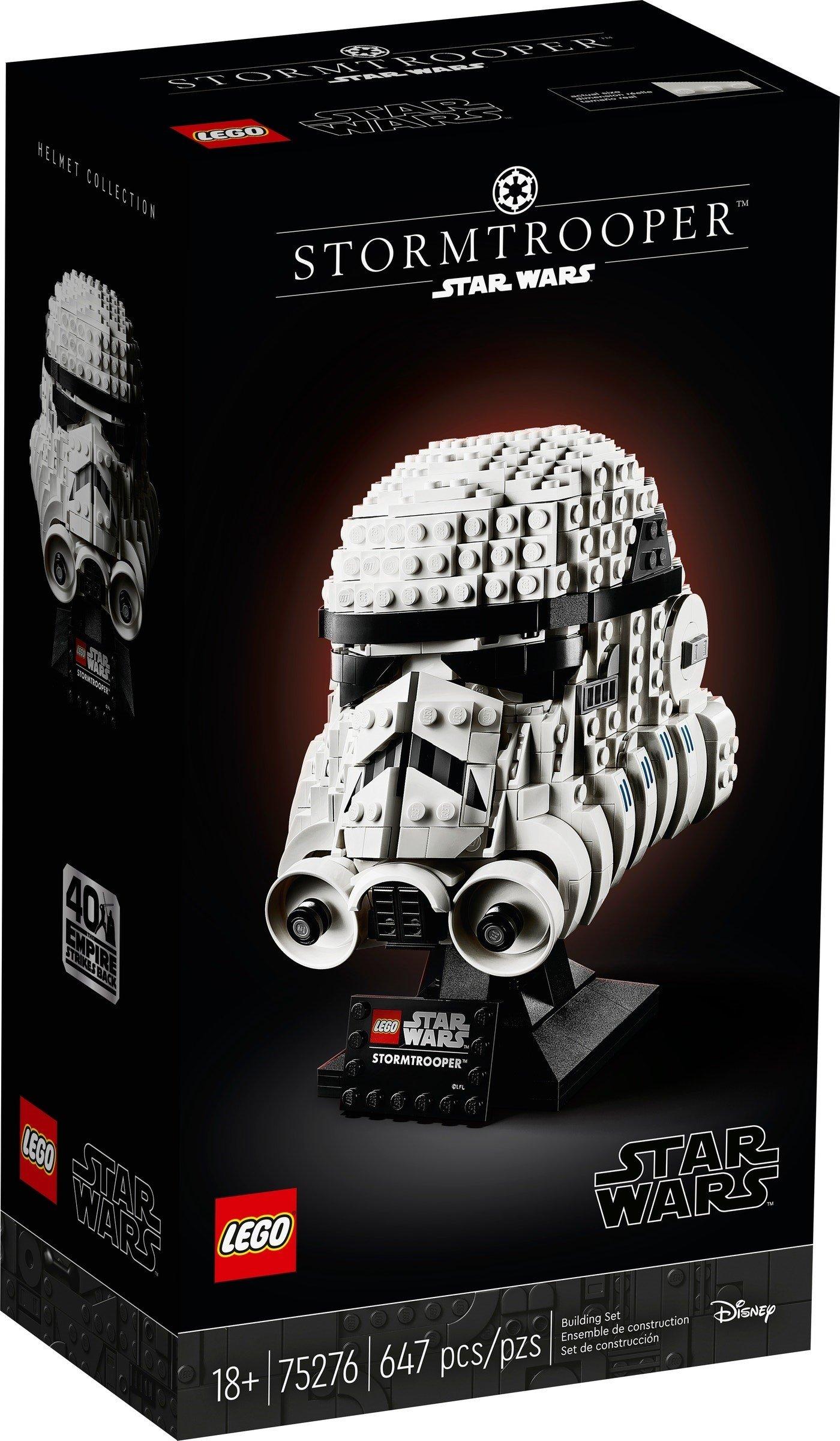 LEGO Star Wars - Stormtrooper Helmet (75276)