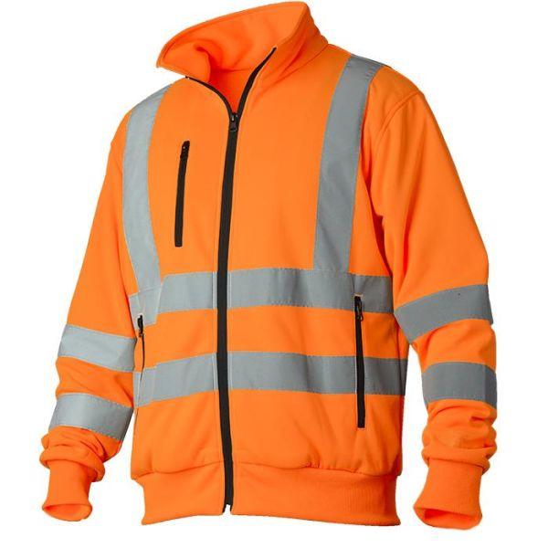 Vidar Workwear V70092004 Genser varsel, oransje S
