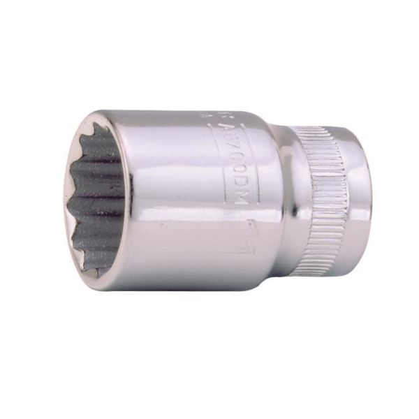 """Bahco A6700DZ-1/2 Tolvkantpipe 1/4"""", tomme 1/2"""""""